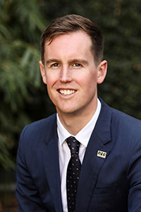 Chris Steel, MLA
